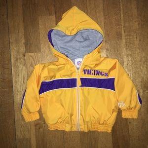 12 mo MN Vikings Jacket